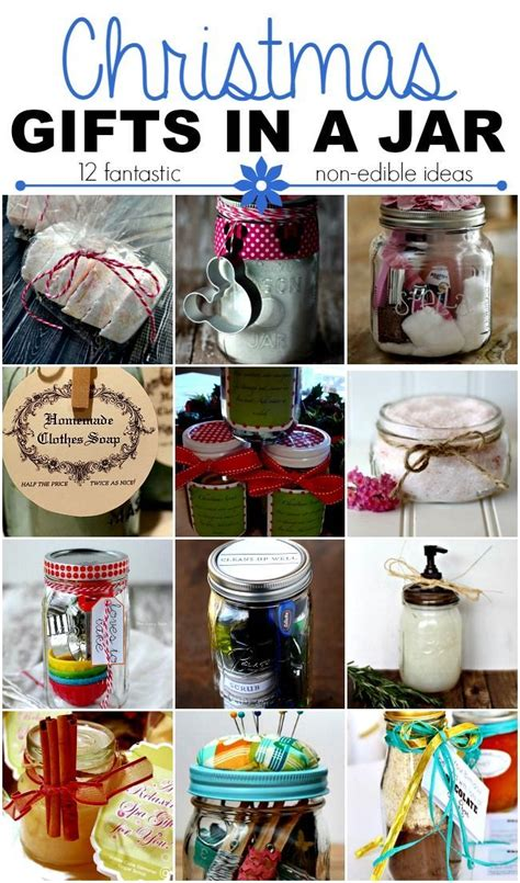 christmas gifts   jar  edible ideas  girls