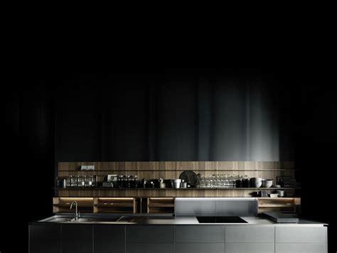 boffi cuisine cuisine intégrée avec îlot boffi code kitchen by boffi
