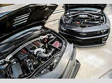 Big power Texas twostep Hennessey Camaro Z28 vs ZL1