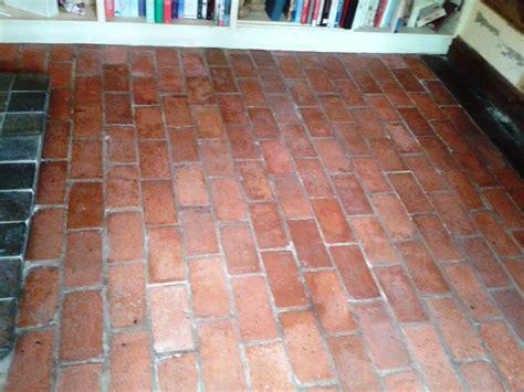 quarry tile flooring quarry tile cleaning shropshire tile doctor
