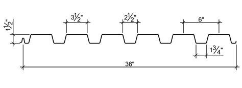 Verco Deck Icc Report by B Deck Stitch Sidelap Verco Hsb 36 Ss Metaldeck