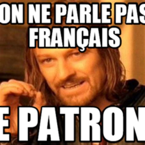 Memes En Francais - one does not simply hilarious pictures with captions