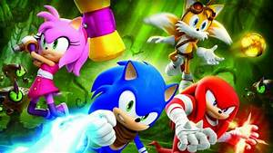 Sonic Boom Wii U And 3ds Both Stall Outside Of The Uk