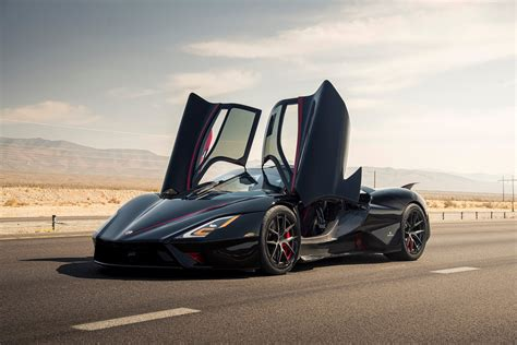 This is the world's new fastest production car, which just ...