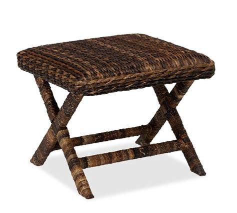 pottery barn seagrass bar stools seagrass stool pottery barn 7568