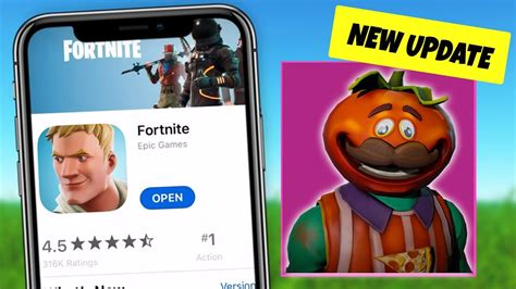fortnite mobile    update replay mode tomatohead