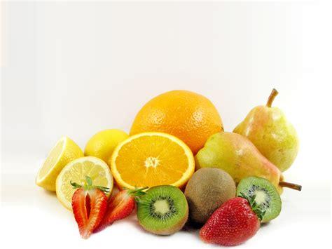 Fresh Fruits Backgrounds Presnetation