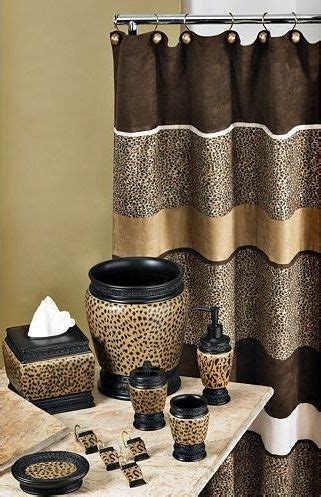 Animal Print Bathroom Ideas by Then Do This For My Accessories Awesome Stuff