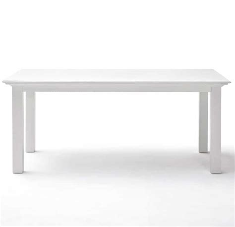 white rectangular dining table halifax white rectangular dining table 160 cm modern soft