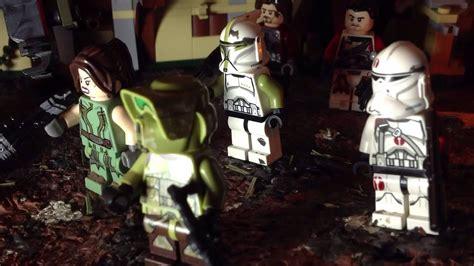 Lego Star Wars Vs The Hobbit Kron Part 2 Stop Motion