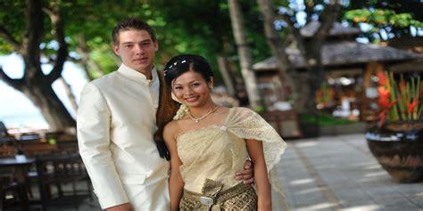ein blick hinter die kulissen meiner hochzeit  thailand