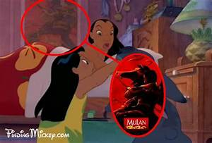 Mulan Poster in Lilo and Stitch - disney crossover Image ...