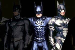 A brief history of the Batman costume in Hollywood