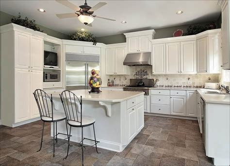 White Kitchen Cabinets On Houzz  Kitchen Ideas And Design