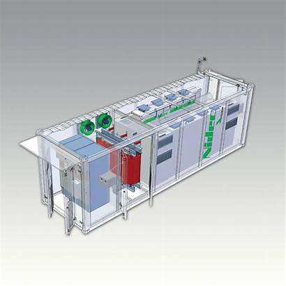 Power System Conversion Energy Industrial Systems Bess