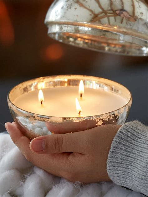 large christmas candle bauble luxury christmas candles