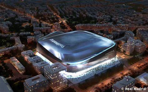 (Image) Real Madrid release images of new Santiago ...