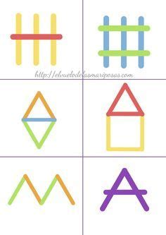 popsicle stick learning images preschool