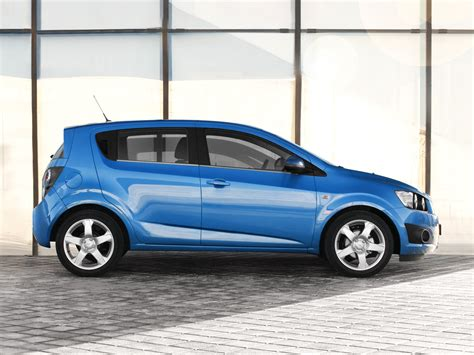 Aveo Hatchback 5door  2nd Generation  Aveo Chevrolet