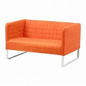 Canapé 4 Places Ikea : knopparp canap 2 places orange ikea ~ Teatrodelosmanantiales.com Idées de Décoration