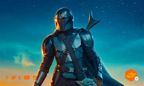 """""""The Mandalorian"""" Season 2 poster has our hero and The ..."""