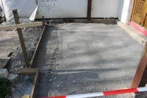 Sauberkeitsschicht Unter Bodenplatte : betonplatte giessen ~ Frokenaadalensverden.com Haus und Dekorationen