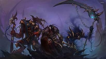 Warcraft Warlock Wallpapers Wow 1080 1920 Desktop