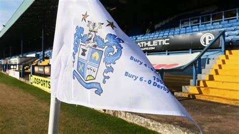 Bury v Tranmere called off as owner Steve Dale turns down ...