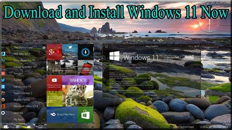 Most users will go to settings. How to download and install Windows 11 | Windows 11 ...