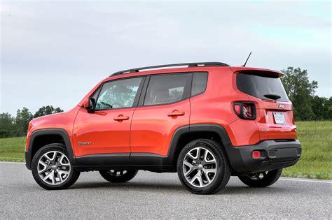 2017 Jeep Renegade Reviews