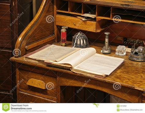 vieux bureau escritorio viejo roble