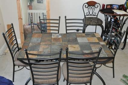 300 dining table with 6 chairs furniture quot antigo