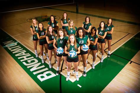 Binghamton University Volleyball - Daily Photo: Aug 24 ...