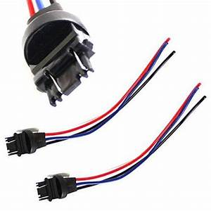 3156  3157 Male Adapter Wiring Harness For Car Motorcycle