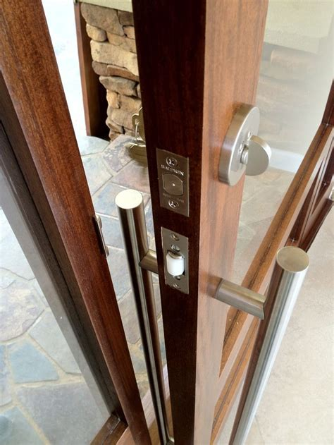 exterior door handles ideas  pinterest