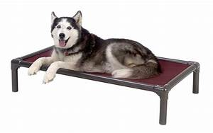 beds kuranda indoor dog bed almond frame cordura fabric With cordura dog bed