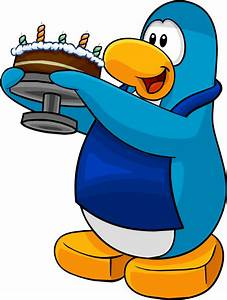 Image - Penguins At Work 2010 Cake no hat.png - Club ...
