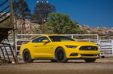 Ford Mustang 2015 Review by 2015 Ford Mustang Reviews And Rating Motor Trend