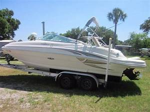 2002 Sea Ray 220 Sundeck Boats For Sale