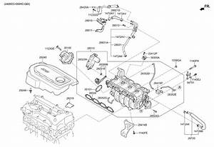 2015 Hyundai Santa Fe Engine Diagram : 28312 2gta0 genuine hyundai gasket throttle body ~ A.2002-acura-tl-radio.info Haus und Dekorationen