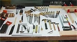 Outillage Pour Le Bois : l 39 outillage n cessaire pour travailler le bois l ~ Dailycaller-alerts.com Idées de Décoration