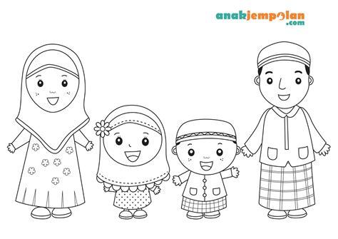 Gambar mewarnai islami anak berwudhu kaligrafi islamic teachings. 10 Mewarnai Gambar Islami