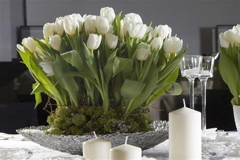 blumendeko hochzeit mit tulpen bildergalerie