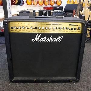 Marshall Mg100dfx Combo Amplifier - 2nd Hand
