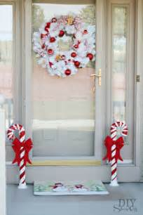 Best Plants For Bathroom No Window by 27 Diy Outdoor Christmas Decorations To Light Up Your Home