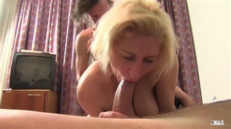 Xxx Omas Mature German Blonde Sucks Dick In Mmf
