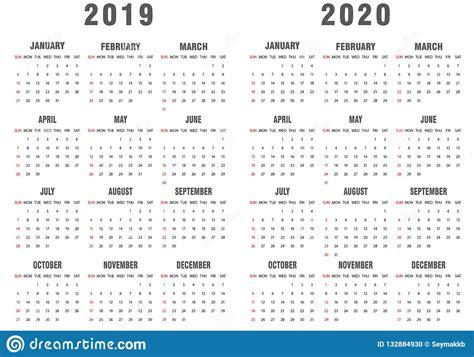 calendar gray white stock vector illustration color