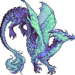Dragon Cave - Dragon - (92WVA)