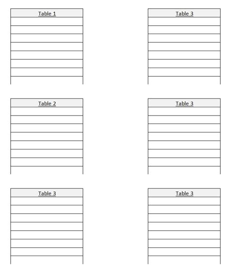 seating chart template word the gallery for gt addition chart printable