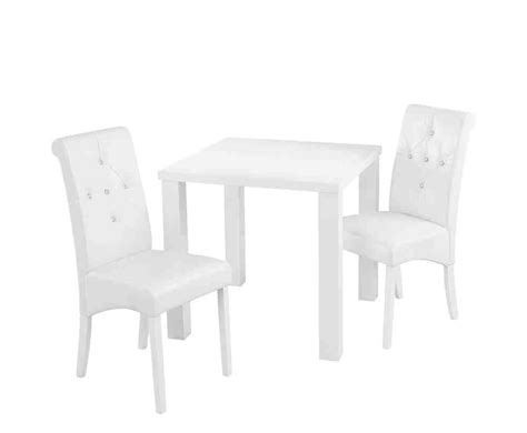 small white table l small white dining table and chairs home furniture design